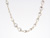 NEC1075 18k White Gold Diamond Necklace