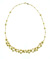 NEC1103 18k Yellow Gold Diamond Necklace
