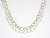 NLG1002 18k White & Yellow Gold Necklace