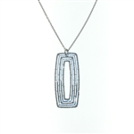 NLS0032 Sterling Silver Necklace