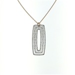 NLS0033 Sterling Silver Necklace