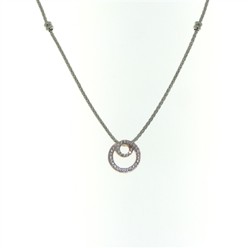 NLS0034 Sterling Silver Necklace