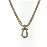 NLS0035 Sterling Silver Necklace