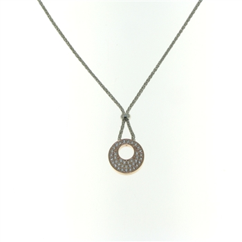 NLS0036 Sterling Silver Necklace