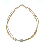 NLS0041 Sterling Silver Necklace