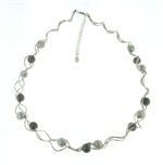 NLS0043 Sterling Silver Necklace
