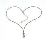 NLS0044 Sterling Silver Necklace