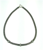 NLS0046 Sterling Silver Necklace