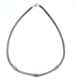 NLS0048 Sterling Silver Necklace