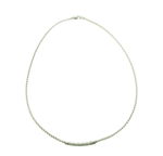 NLS0060 Sterling Silver Necklace