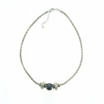 NLS0061 Sterling Silver Necklace