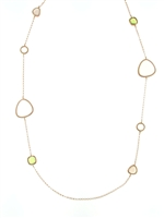 NLS0083 Sterling Silver Necklace
