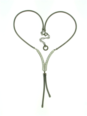 NLS0087 Sterling Silver Necklace