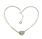 NLS0089 Sterling Silver Necklace