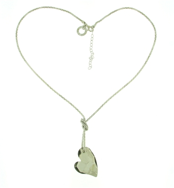 NLS0090 Sterling Silver Necklace