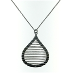 NLS0093 Sterling Silver Necklace