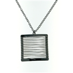 NLS0094 Sterling Silver Necklace
