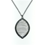 NLS0095 Sterling Silver Necklace