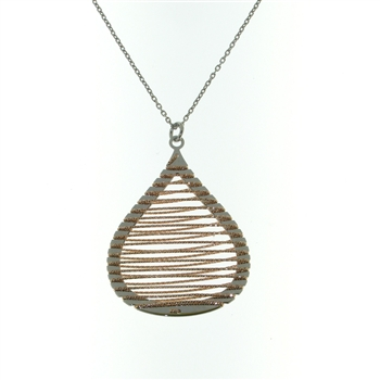 NLS0096 Sterling Silver Necklace