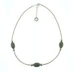 NLS0098 Sterling Silver Necklace