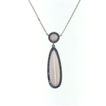 NLS0100 Sterling Silver Necklace