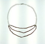 NLS01001 Sterling Silver Necklace