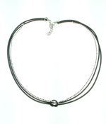 NLS01016 Sterling Silver Necklace