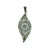 NLS01022 Sterling Silver Necklace