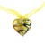 NLS1015 Silk Murano Glass Necklace