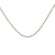 NLS1024 Sterling Silver Necklace