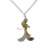 NLS1036 Sterling Silver Necklace