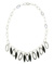 NLS1042 Sterling Silver Necklace