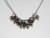 NLS1043 Sterling Silver Necklace