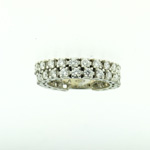 R000004 18k White Gold Diamond Ring