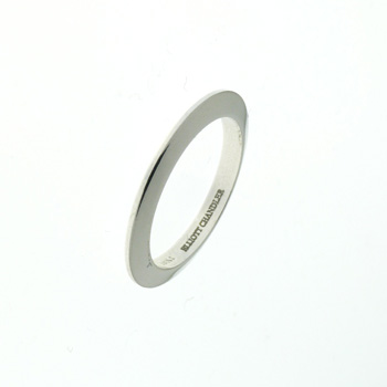 RLB01001 18k White Gold Ring