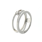 RLD0003 18k White Gold Diamond Ring