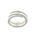 RLD0019 18k White Gold Diamond Ring