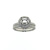 RLD01095 18k White Gold Diamond Ring