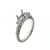 RLD01112 18k White Gold Diamond Ring
