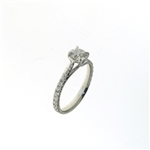 RLD6053 White Gold Diamond Ring
