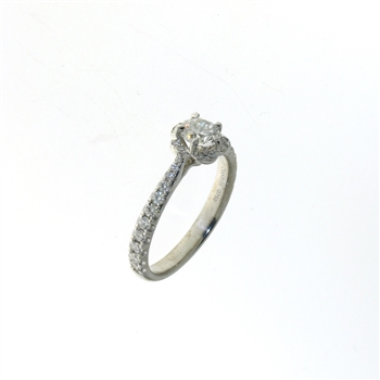 RLD6055 White Gold Diamond Ring