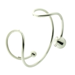 SSB0029 Sterling Silver Bangle