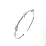 SSB0033 Sterling Silver Bangle