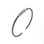 SSB0035 Sterling Silver Bangle