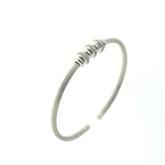 SSB0036 Sterling Silver Bangle