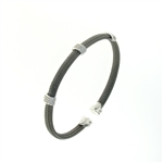 SSB0038 Sterling Silver Bangle