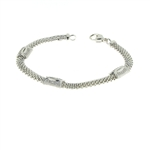 SSB0047 Sterling Silver Bangle