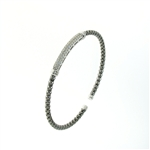 SSB0057 Sterling Silver Bangle