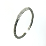 SSB0059 Sterling Silver Bangle