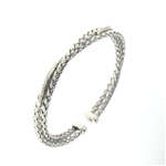 SSB0078 Sterling Silver Bangle